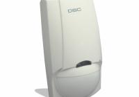 LC 103PIMSK * Detector PIR quad si microunde, anti-masking la 0,4 sau 0,8m, imunitate la animale mici , raza detectie 15m la 90 grade