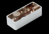 MBB-811A-M * Carcasa metalica pentru montarea aplicata a butoanelor