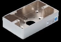MBB-811D-M * Carcasa metalica pentru montarea aplicata a butoanelor