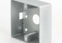 MBB-B-SS-H * Carcasa pentru montarea aplicata a butoanelor KY, FMB