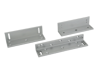 MBK-180ZL-W * Suport pentru montarea electromagnetilor 180kgf WATERPROOF la usi cu deschidere in interior