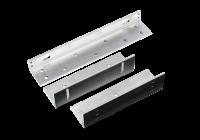 MBK-500ZL-BZ * Suport inoxidabil din duraluminiu pentru montarea electromagnetilor de 500kgf cu buzzer la usi cu deschidere in interior