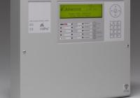 Mx-4100/LG Centrală 1 buclă, analog - adresabilă, cu uşă batantă cu încuietoare şi kit perspex (plexiglas)