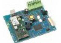 Mxp-631-MM Convertor fibră optică (Multi-Mode), punct-cu-punct - 820nm (modul pentru şină DIN)