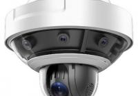 PanoVU DS-2DP1636Z-D * 360°Panoramic + PTZ Camera