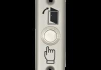 PBK-811A * Buton de iesire incastrabil, din inox