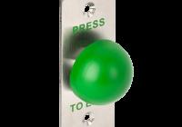 PBK-818A * Buton de iesire incastrabil din inox