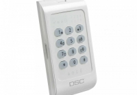 PC 1404RKZWH * Tastatura LED 8 zone pentru centralele Seria Power