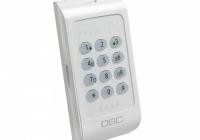 PC 1404RKZWH-L * Tastatura LED 8 zone pentru centralele Seria Power DSC