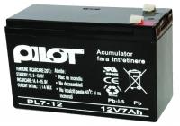 PL 7 AH - Acumulator 12V 7AH
