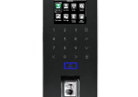 PRO-CAPTURE-T * Controler stand-alone cu functie de pontaj, cu amprenta, card si tastatura