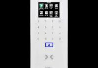PRO-RF-T * Controler stand-alone cu functie de pontaj