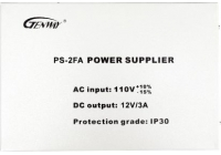 PS-2FA * Sursa de alimentare liniara