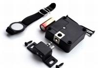 PS-SOLO-GYM * Incuietoare standalone RFID pentru vestiare (dulapuri), invizibila de la exterior