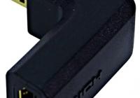 Q7AH0005 * Adaptor HDMI 90°, HDMI A tată - HDMI A mamă