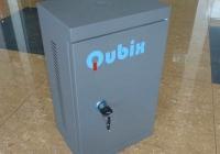 QWM-mini2U * Cabinet metalic Wall mount
