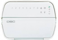 RFK 5508 * Tastatura LED 8 zone cu modul receptor radio inclus