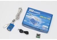 RS485-USB * Convertor pentru conectarea statiilor de apel la PC