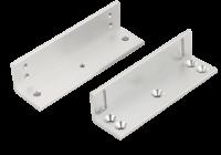 SB-110Z * Suport in forma de Z pentru montarea electromagnetilor de 110kgf pe usile cu deschidere la interior