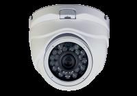 SCT-2020DF * Camera dome de exterior HD-TVI, 1080P, lentila 3.6mm, IR20m, 12Vcc