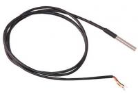 Senzor DS18B20 * Senzor de temperatura, rezistent la apa, praf si rugina