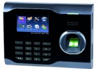 "SilkFP-101TA * Terminal de pontaj cu ecran TFT 3.5"", senzor amprenta SilkID"