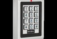SK1 * Controler stand-alone de exterior cu tastatura si card, antivandal cu 2 relee