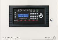 SMARTX 116 * Centrala adresabila detectie incendiu 1 bucla / 126 adrese