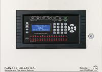 SMARTX 132 * Centrala adresabila detectie incendiu 1 bucla / 126 adrese / 32 zone