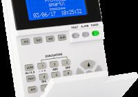 SMARTX KSDA * Repetor de informatii LCD, acces nivelul 1 si 2