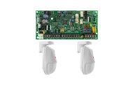 SP4000(PCB) + 2xNV5 cu suport
