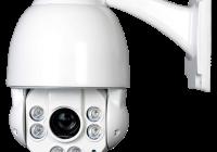 SST-410T * Speed dome analogic HD-TVI 720P, zoom 10x, IR 50m