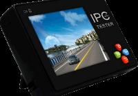 """T-1600 * Tester CCTV 3.5"""" touch-screen pentru camere IP / analogice, WiFi integrat"""