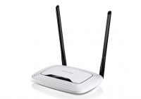 TL-WR841N(RO) * Router wireless 300Mbps, 4 Porturi, Atheros, 2T2R, 2.4GHz, 802.11n Draft 2.0, 802.11g/b, Built-in 4-port Switch