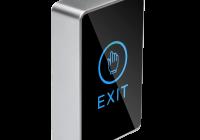 TSK-820A(LED) * Buton de iesire aplicabil, din plastic cu touchscreen