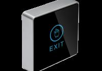 TSK-820B(LED) * Buton de iesire aplicabil, din plastic cu touchscreen