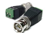 TT-BC03 * Conector cu mufa female BNC (catre camera) si terminal cu surub