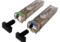 UOF2101BS * Pereche module SFP standard, single-fiber, 155Mbps, 20km