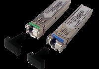 UOF2201BS * Pereche module SFP standard, single-fiber, 1.25Gbps, 20Km