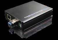 UOF7201E * Convertor media cu port SFP