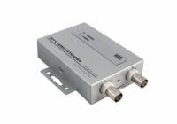 UTP101AR * Balun receptor video activ pentru cablu UTP