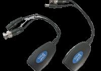 UTP101PV-A2 * Balun video/alimentare pasiv pentru cablu UTP