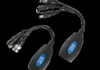 UTP101PVD * Balun video/alimentare/date pasiv pentru cablu UTP