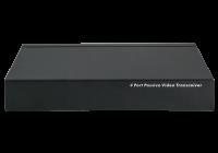 UTP104P * Balun video pasiv 4 canale, pentru cablu UTP