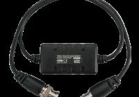UTP1201XP-HD * Izolator de bucla de masa - HD-TVI, HD-CVI, AHD
