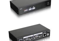 UTP801AR-300 * Receptor activ pentru un semnal video VGA si unul audio stereo
