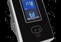 VF-380 * Controler de acces cu functie de pontaj, cu recunoastere faciala, cititor de proximitate si cod PIN