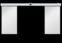 VZ-195-2 * Sistem automatizare usi glisante, 2 usi de maxim 185kg fiecare