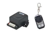 WBK-400-2-12 * Telecomanda cu cod saritor (set cu o unitate si un buton) si doua relee