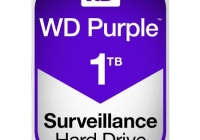 WD10PURX * HDD WD Purple Surveillance 1TB SATA3 InteliPower 64MB